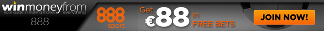 win money from betting at 888