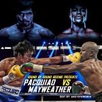 Floyd Mayweather v Manny Pacquiao